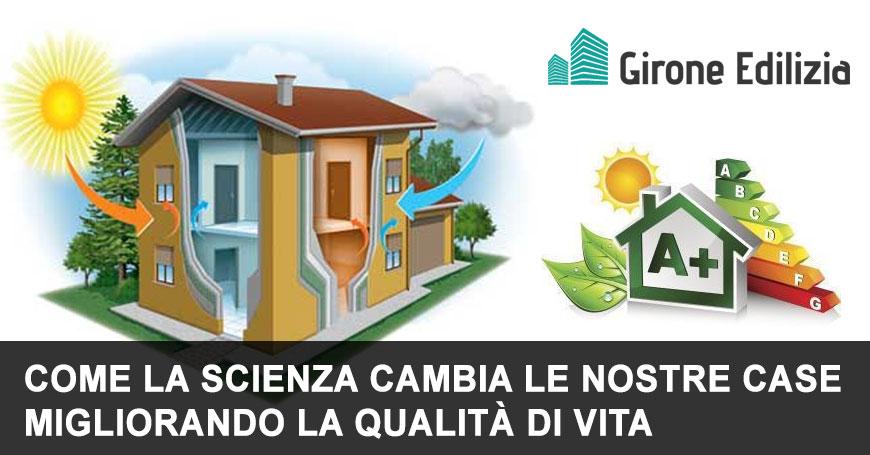Come la scienza cambia le nostre case migliorando la qualità di vita